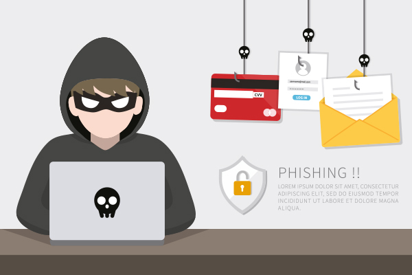 Identify and avoid phishing messages